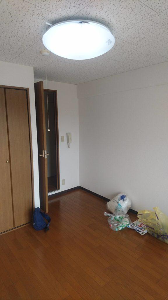 京都に住んでいたマンション